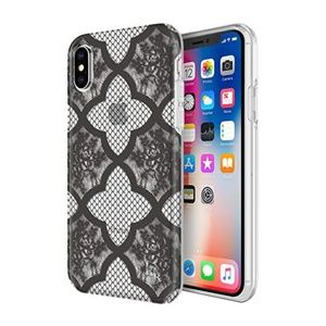Kendall + Kylie iPhone X Black Lace Case